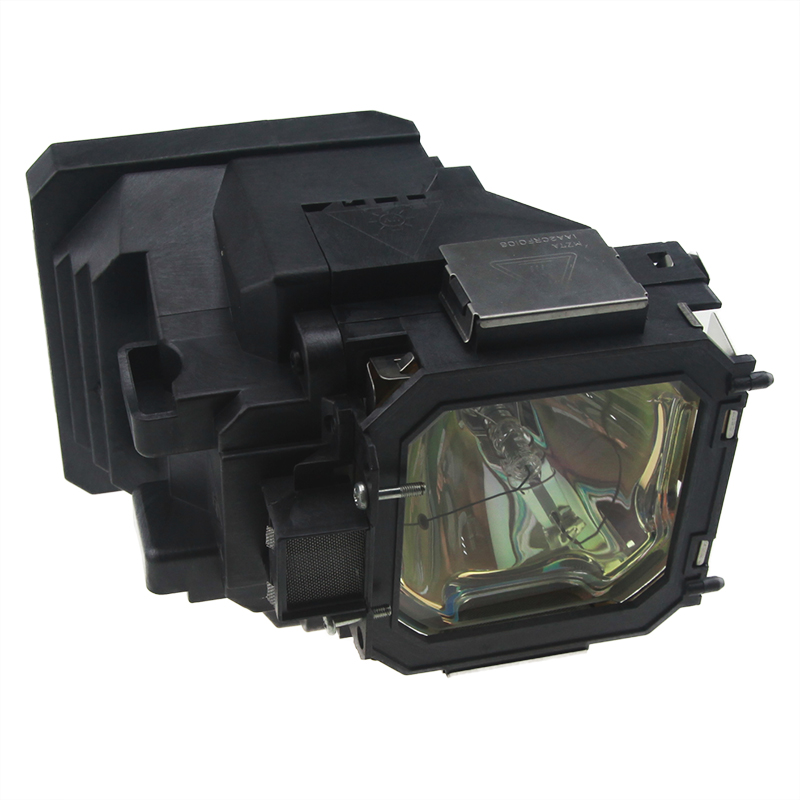 610 330 7329 POA LMP105 high quality projector lamp for SANYO PLC XT20 PLC XT21 PLC XT25 Eiki LC XG250 XG250L XG300 XG300L in Projector Bulbs from Consumer Electronics
