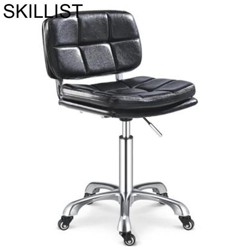 Cabeleireiro Stuhl Belleza De Barbeiro Chaise Fauteuil Nail Furniture Stoel Silla Barbershop Salon Cadeira Barber Chair