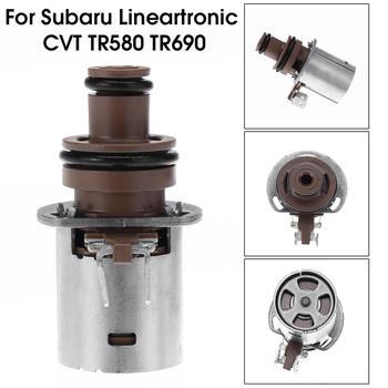 NEW 1PCS 12 Torque Converter Lock Up Solenoid Pressure Valve For Subaru Lineartronic CVT TR580 TR690