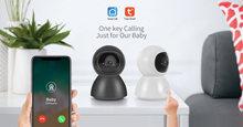 Умная инфракрасная камера видеонаблюдения с поддержкой wi fi