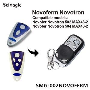 Image 1 - NOVOFERM NOVOTRON 302/304,NOVOFERM MNHS433 02/04 replacement remote control