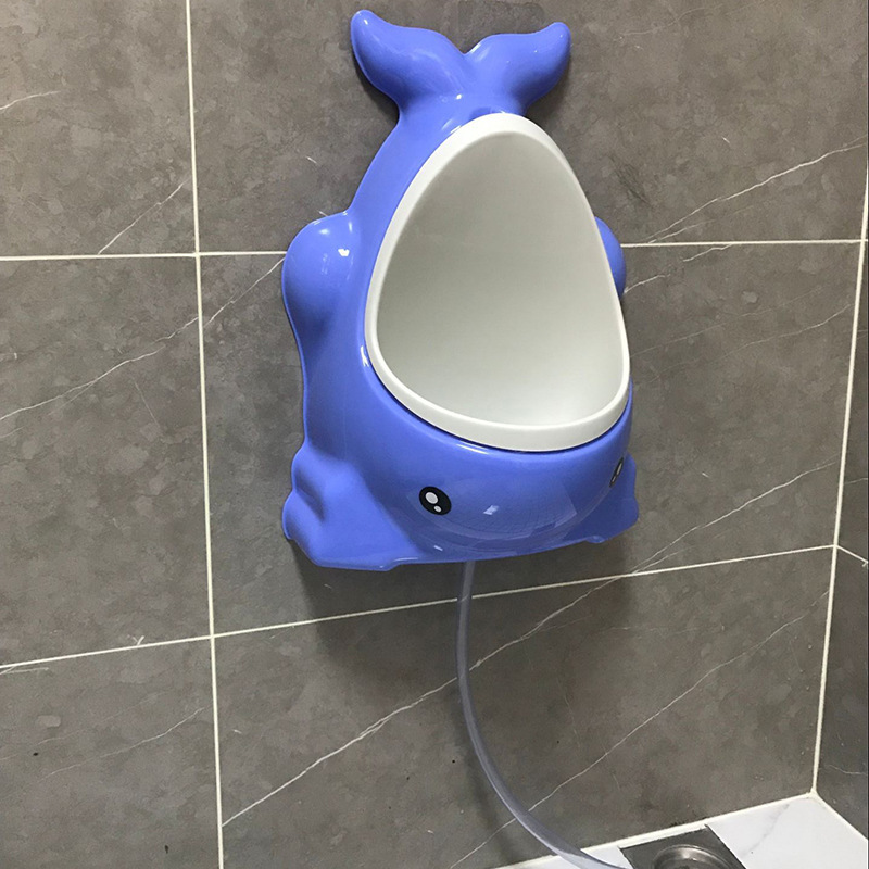 Baby Urinal Boy Wall Mounted Kindergarten Urinal Urinal CHILDREN'S Toilet Urinal BOY'S Pee Useful Product Excellent