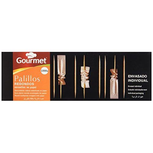 Gourmet Round Chopsticks Wrapped In Paper – 1000 Chopsticks