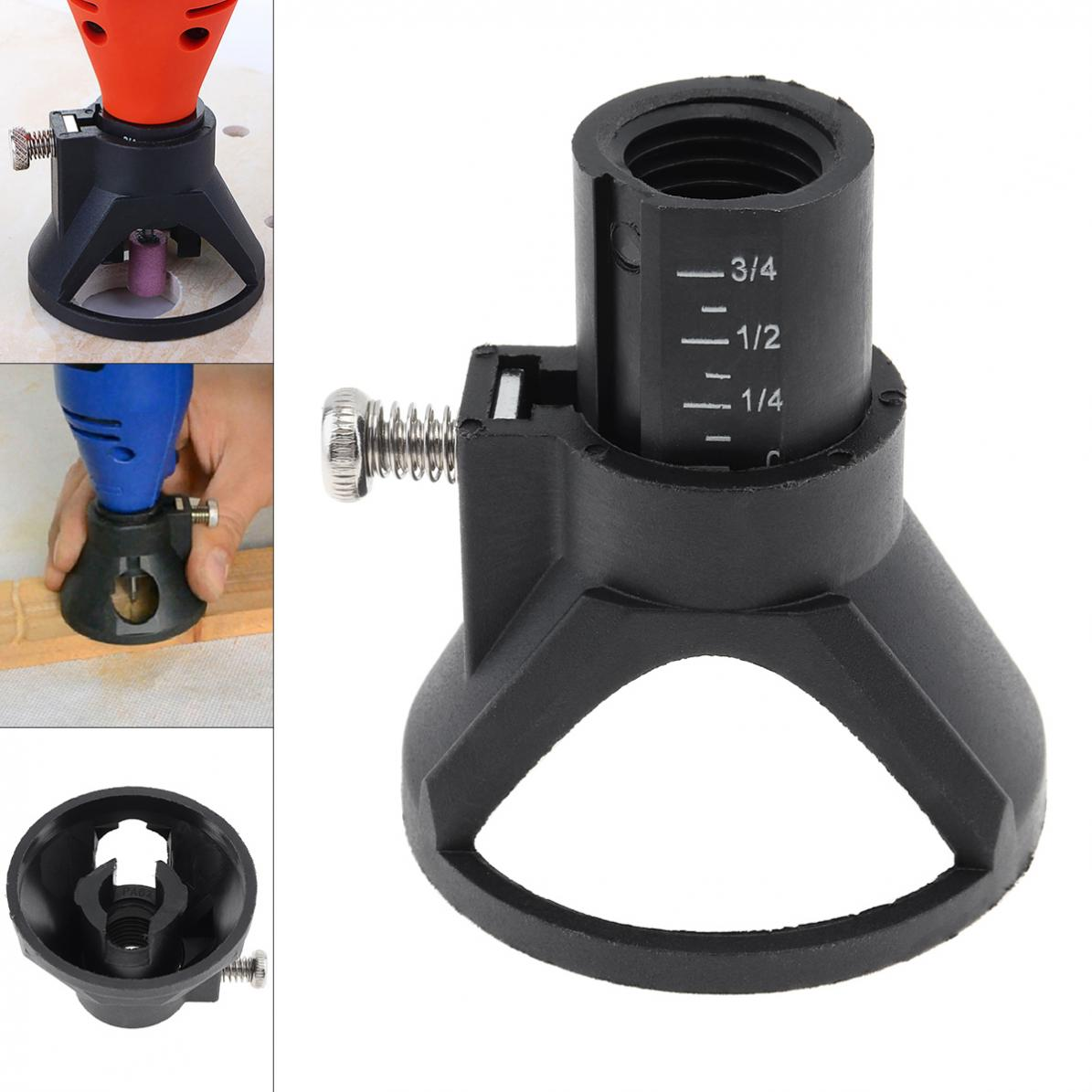 68x60mm مکان یابی اختصاصی شاخ مناسب برای دریل دریل چرخش چرخ دستی ابزار لوازم جانبی مته اختصاصی یاب