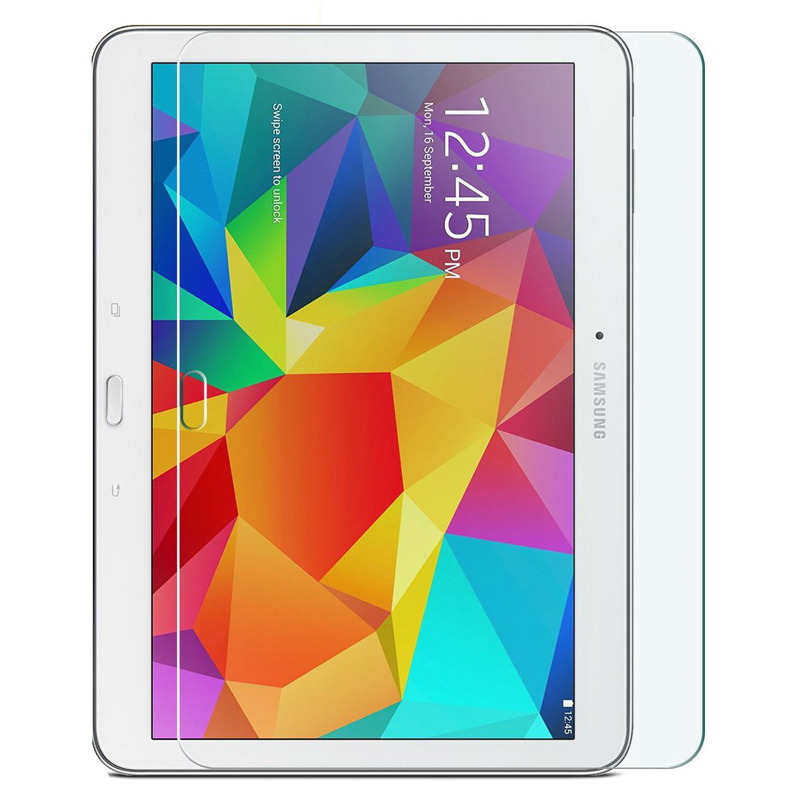 9H Premium Tempered Glass Screen Protector for Samsung Galaxy Tab 4 10 1 T530 T531 T535