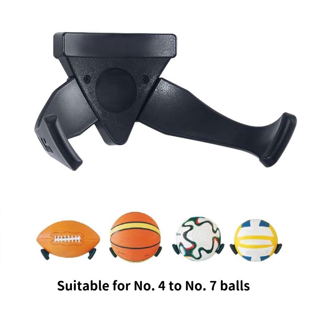 Basket Supporto A Parete Montato Artiglio Palla di Calcio Dello Spazio Rack di Stoccaggio Saver Sfera di Staffa di Visualizzazione per il basket e calcio