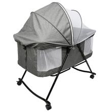 Breathable Portable Sleeping Baby Bed Crib Multi-Function Travel Mosquito Nest For Newborns Portable Cribs For Baby Bed HWC