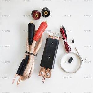 Image 1 - Bricolage Machine de soudage par points soudage 18650 batterie portable stylo de soudage par points 25 stylo de soudage carré avec fonction de régulation