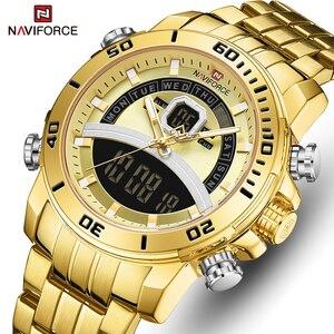 NAVIFORCE New Watches Men Top