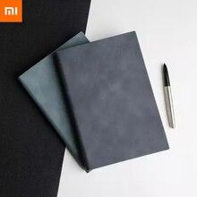 Youpin Mijia Retro İş deri not defteri iş not defteri ofis için 144 sayfa basit pratik dizüstü