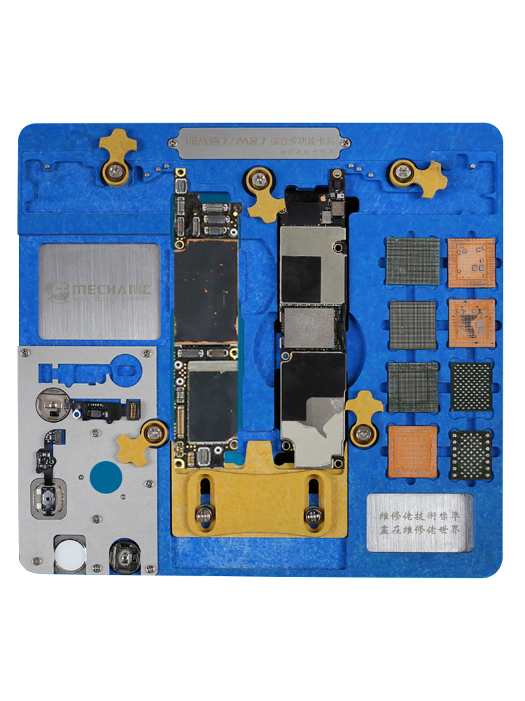 Pcb-Holder Board Jig-Fixture Work-Station A7-A12-Chip-Repair iPhone Logic for 5S/5