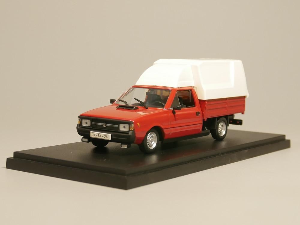 Ist 1:43 FSO POLONEZ TURCK Diecast Model Car