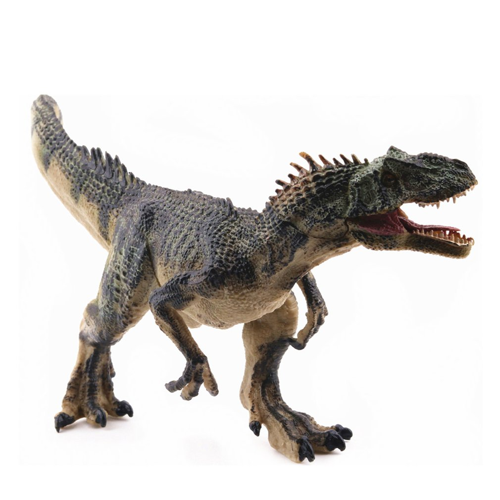 Simulation Allosaurus Lifelike Dinosaur Model Toy Figurine Action Figures Home Decor Educational Toys For Children