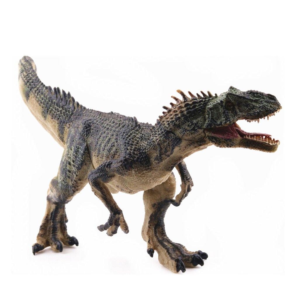 Simulation Allosaurus Lifelike Dinosaur Model Toy Figurine Action Figures Home Decor Educational Toys For Children
