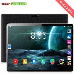 Nieuwe Originele 10 Inch Tablet Pc Octa Core 3G Telefoontje Google Markt Gps Wifi Fm Bluetooth 10.1 Tabletten 4G + 64G Android 7.0 Tab