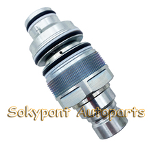 DNYSYSJ 4 Sets 1//2 Flat Face Hydraulic Quick Connect Couplers Couplings Skid Steer HOT
