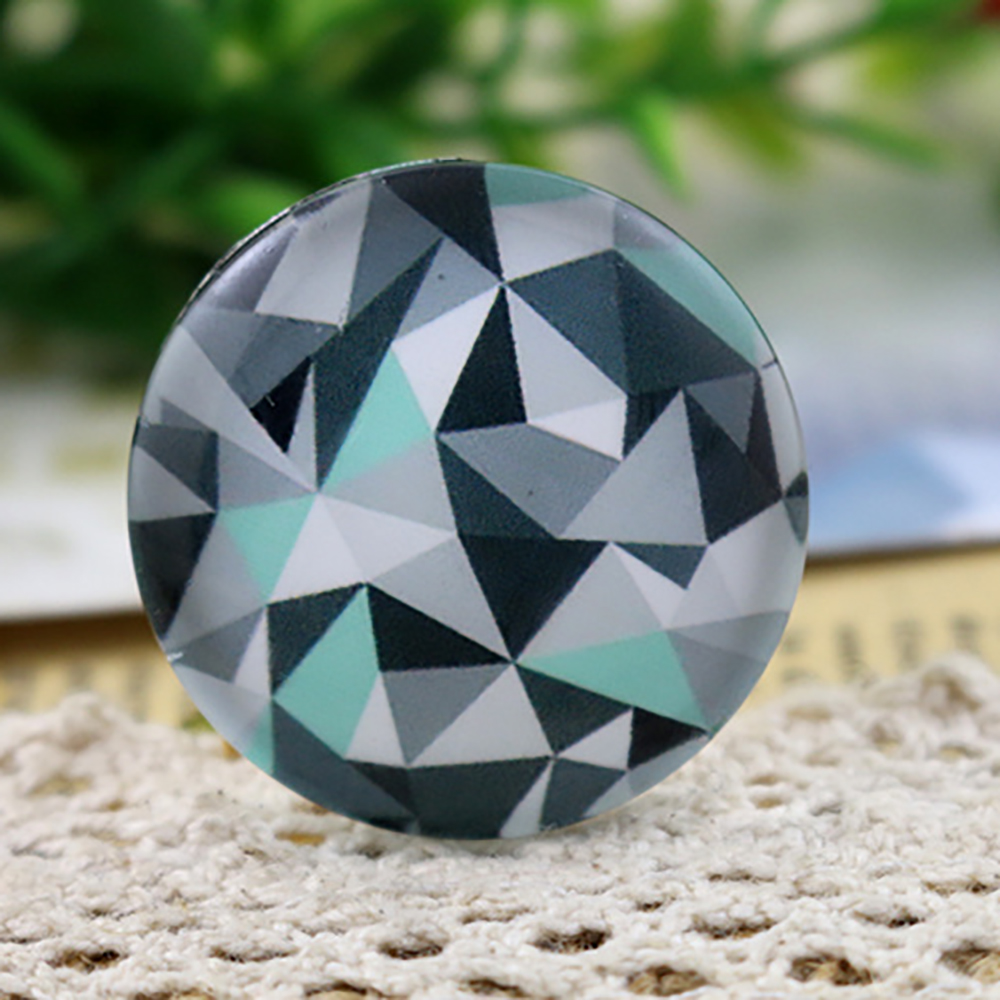 25mm 30mm  5pcs/lot Handmade Photo Glass Cabochons Pattern Domed Jewelry Accessories Supplies