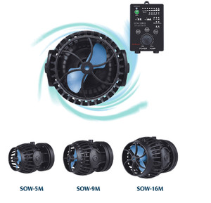 1 piece Jebao Wave making pump for fish tank With WIFI function Freshwater General Mute Surf pump SOW-5/9/16 SOW-5M/9M/16M