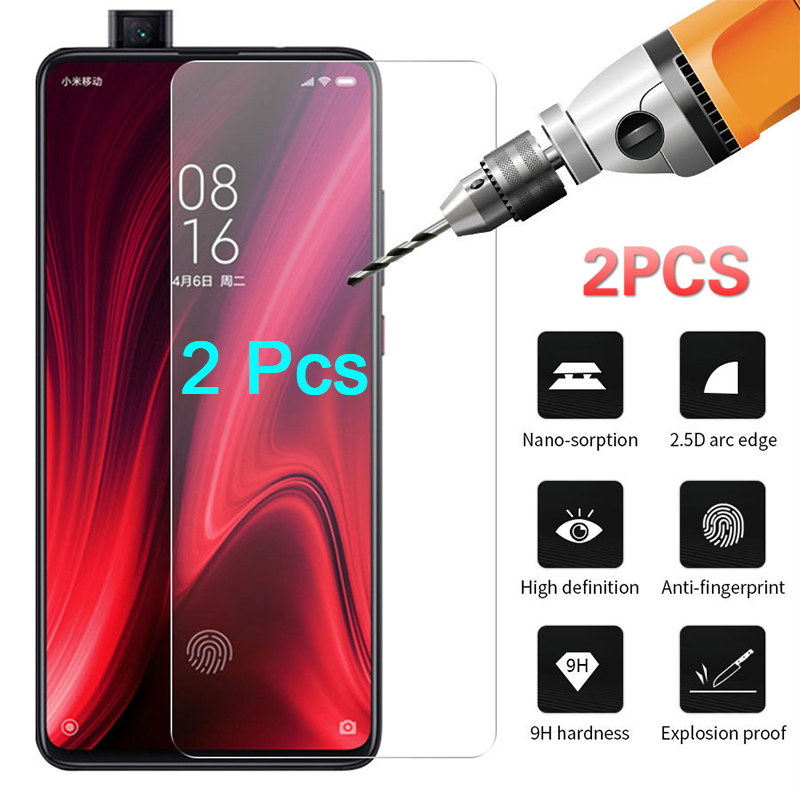 9H HD Protective Glass For Redmi 8 7 6 Pro Hard Tempered Glass For Xiaomi Redmi 5 Plus 4 3 2 Toughed Screen Protector