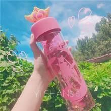 Новый Сейлор Мун с украшением в виде кристаллов розовая вода