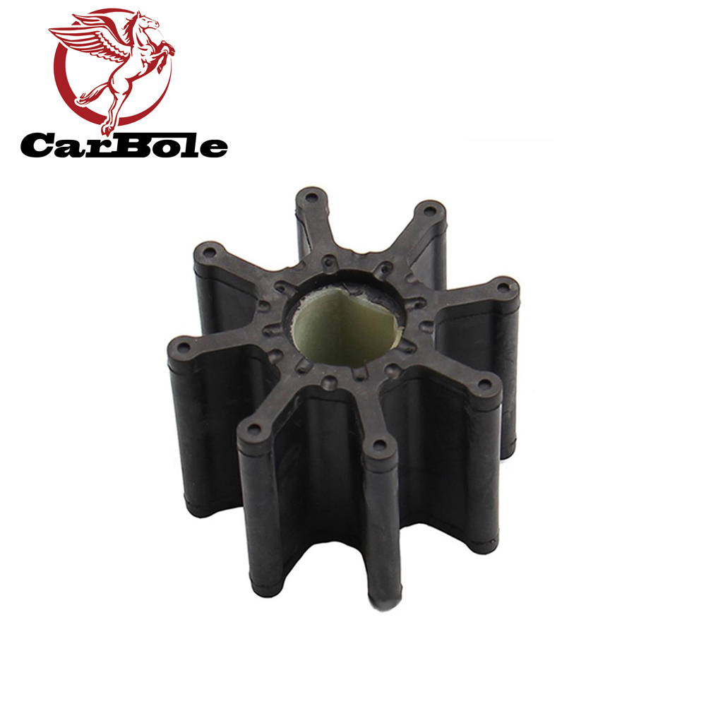 CARBOLE Water Pump Impeller FOR MERCURY Outboard Mercruiser 5.0L 5.7L 7.4L 8.2L V8 GM 47-59362T1 18-3087 Blades 8 CR Impellers