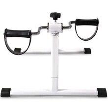 Бытовые Мини-велотренажер тренажер для бодибилдинга пожилых ногу свободного кроя реабилитации Тренажер оборудования для фитнеса ног Материал