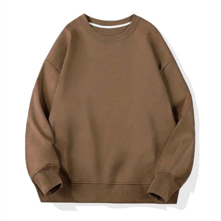 Sweatshirt 1-Brown