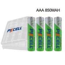 Аккумуляторная батарея pkcell aaa 850 мАч 12 в ni mh 3 А