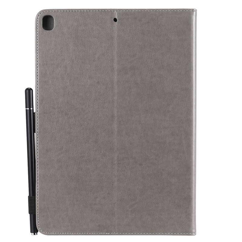 Embossing iPad A2198 Cover Apple for Cat A2232-Cover-Case 7th-Generation A2200 Cartoon