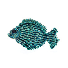 YoungTulip cute enamel cute fish and fish bone shape unisex brooches new design high quality brooch dress corsage brooch gifts цена 2017