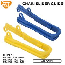 Motorcycle Chain Slider Swingarm Guard Guide Protector For Suzuki DRZ400 DRZ400E DRZ400S 2000 2004 2007 2018