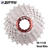 ZTTO Straße Fahrrad Freilauf 8 9 10 11 Geschwindigkeit Kassette 11-25t 11-28t Bike Kettenräder kompatibel Für Sunrace Shimano HG System