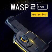 Flydigi Wasp2 ipad/タブレット pubg 携帯ゲームコントローラ携帯 bluetooth ゲームパッド蜂スティングトリガーアンドロイド/ios システム