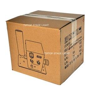 Image 5 - Tiptop Stage Licht Nieuwe Digitale 200W Enkele Pijp Co2 Jet Machine Power Dmx In/Out Afsluitbare Luchtvaart Power plug Lcd scherm