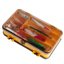 Fishing tackle box lures bait carp bass fishing accessories