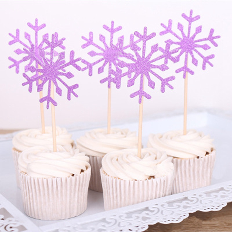 Fabulous 10 Piece Cake Topper Birthday Cake Decoration Insert Winter Funny Birthday Cards Online Eattedamsfinfo