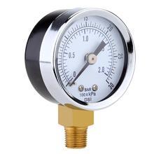 "Мини манометр для топлива, воздушного масла или воды 1/"" 0-200/0-30/0-60/0-15 PSI B2"