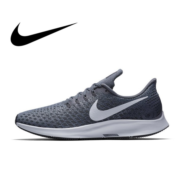 NIKE AIR ZOOM PEGASUS 35 Original Mens Running Shoes Mesh Breathable Sports Sneakers For Men Outdoor Designer Athletic Designer