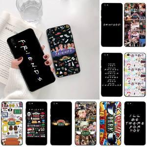 HPCHCJHM Central Perk Friends TPU Soft Silicone Phone Case Cover For Vivo Y91c Y17 Y51 Y67 Y55 Y93 Y81S Y19 V17 vivos5