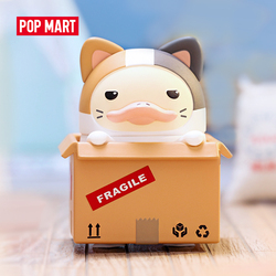POP MART Duckoo-My Pet Series Blind Box Collection Doll Collectible Cute Action Kawaii animal toy figures free shipping