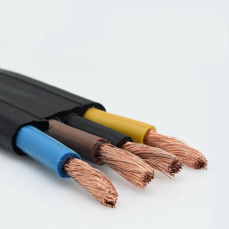 fio de cobre dos pinos do fio