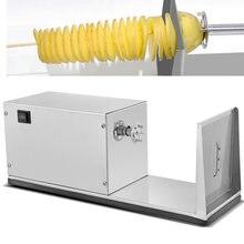 Электрическая башня для картофеля полуавтоматическая вращающаяся