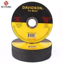 5 pces-50 pces 125mm metal discos de corte de aço inoxidável cortar rodas flap lixar discos de moagem roda moedor de ângulo