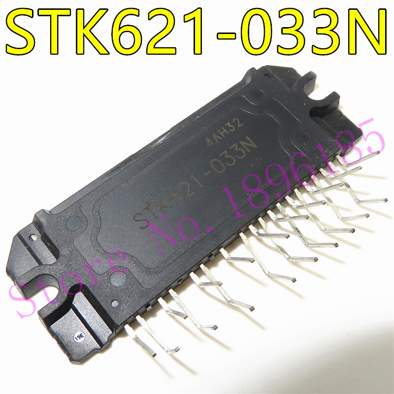 1 ピース/ロット STK621-033N STK621 033N 3 相インバータモータ駆動インバータハイブリッド IC