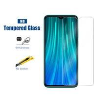Smartphone vetro protettivo per Redmi Note 4 4X 5A Prime vetro trasparente HD vetro temperato trasparente per Redmi Note 5 6 7 8 8T Pro