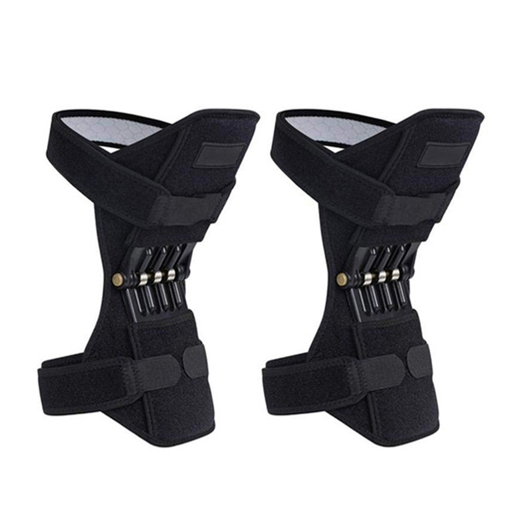 Tibial Booster Kneepad Protection Knee Protection Booster Old Cold Leg Kneepad Mountaineering Squat Knee Strap 2019