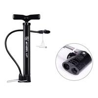 Hot Sale 100PSI Inflator Bomba de Bicicleta Medidor de Bicicleta Ao Ar Livre Ar Inflator Mão Leve Mangueira Externa Serve Para Acessórios Da Bicicleta|Bombas bic.| |  -