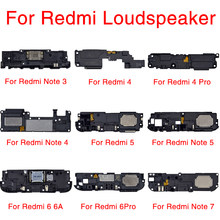 1 Pcs Ringer Buzzer Loud Speaker Suara FLEX Kabel untuk Xiaomi Redmi 5 Plus Note 3 4X 5A 6A 7 pro Loudspeaker Suku Cadang(China)