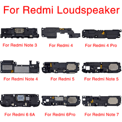 1 pièces sonnerie Buzzer haut-parleur son câble flexible pour Xiaomi Redmi 5 Plus Note 3 4X 5A 6A 7 Pro haut-parleur pièces de rechange