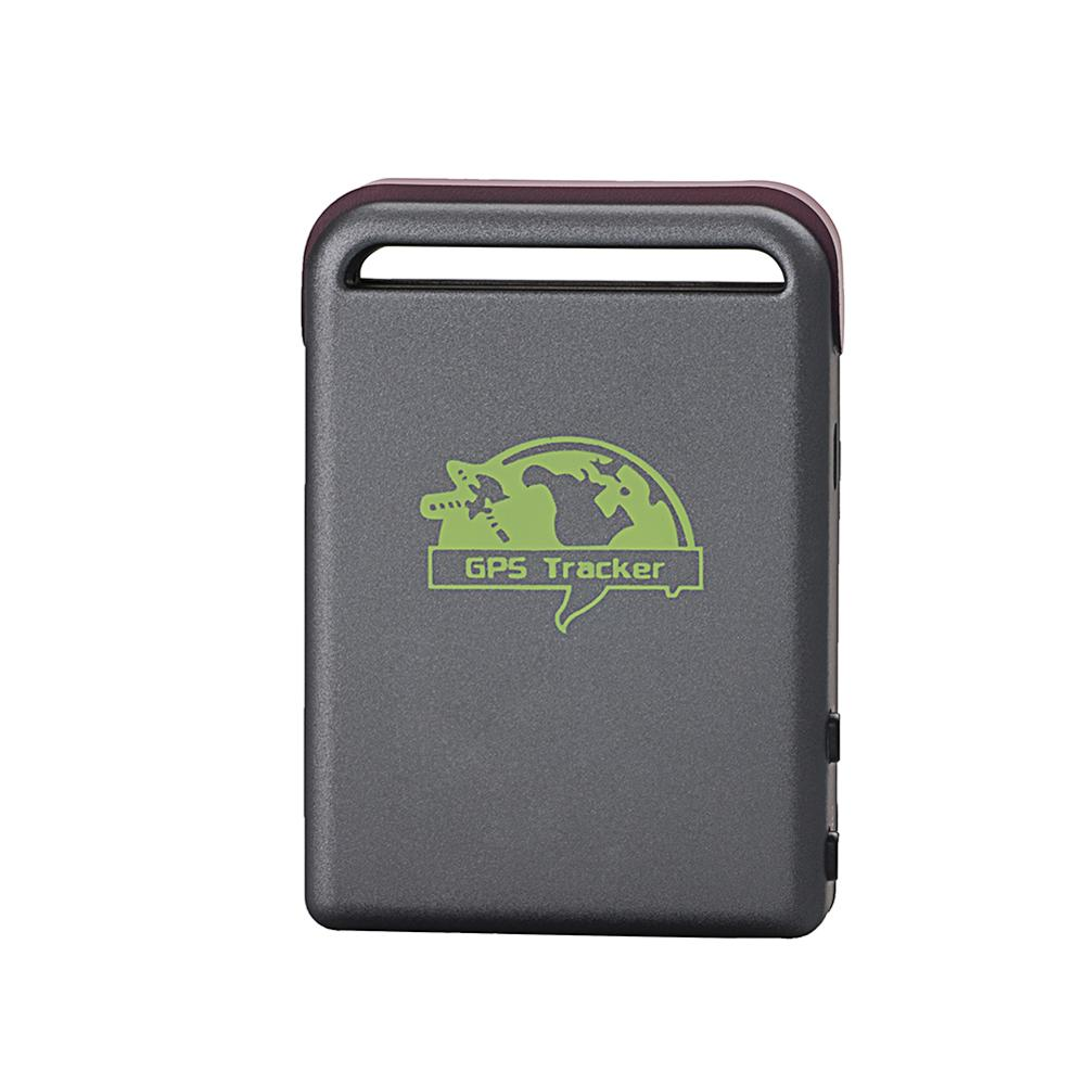 TK102B GSM GPRS Car GPS Tracker Vehicle Tracking L Memory Card